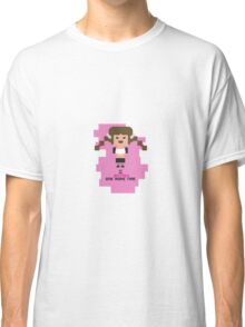 Britney Spears BOMT 8-bit in pink Classic T-Shirt