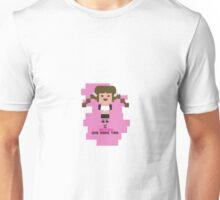 Britney Spears BOMT 8-bit in pink Unisex T-Shirt