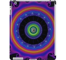 Fractal - Psychedelic Mathematics of the Infinite! iPad Case/Skin