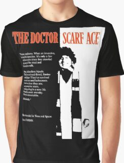 Scarf Ace Graphic T-Shirt