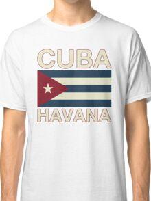 Cuba havana Classic T-Shirt