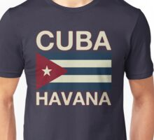 Cuba havana Unisex T-Shirt