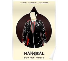 Hannibal 110: Buffet Froid Poster