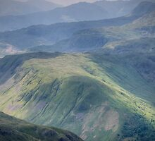 Hellvellyn View 1 by Jay Payne