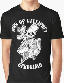 Sons of Gallifrey Graphic T-Shirt