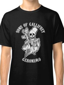 Sons of Gallifrey Classic T-Shirt