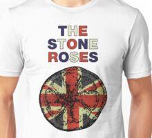 STONE ROSES UNION JACK ARTWORK Unisex T-Shirt
