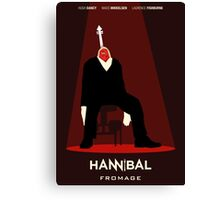 Hannibal 108: Fromage Canvas Print
