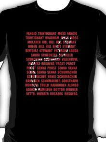 Monaco Winners T-Shirt
