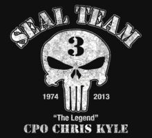 US Sniper Chris Kyle American Legend Baby Tee