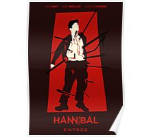 Hannibal 106: Entree Poster