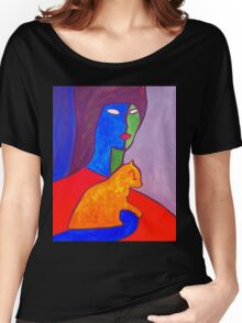 Watchful Eyes Women's Relaxed Fit T-Shirt