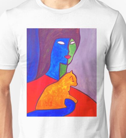 Watchful Eyes Unisex T-Shirt
