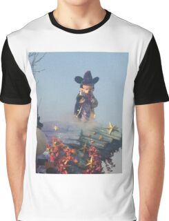 Magical Micky Mouse Graphic T-Shirt