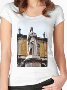 Dante Verona Women's Fitted Scoop T-Shirt
