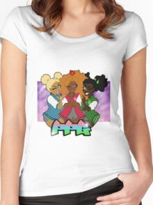 PPGz Women's Fitted Scoop T-Shirt
