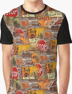 Desert History Graphic T-Shirt