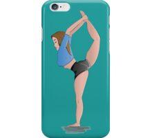 Dancer Pose iPhone Case/Skin