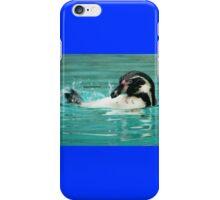 Penguin swimming  iPhone Case/Skin