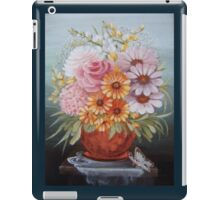 Copper vase iPad Case/Skin