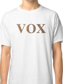 Rusty vox amps Classic T-Shirt