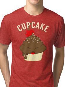 cupcake <3 Tri-blend T-Shirt