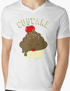 cupcake <3 Mens V-Neck T-Shirt