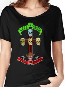 Guts N' Corpses Women's Relaxed Fit T-Shirt