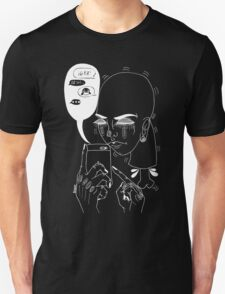 Gr8 Texts (white design)  T-Shirt