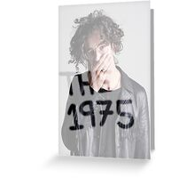 Matthew Healy The 1975 Greeting Card