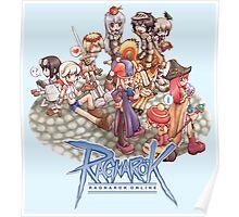 [RO1] Ragnarok Nostalgia Poster