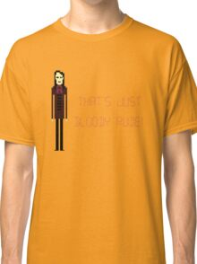 The IT Crowd – That's Just Bloody Rude! Classic T-Shirt
