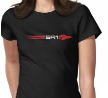 Simple SR1 (Alt) Womens Fitted T-Shirt