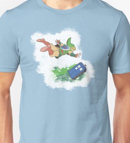 Freefalling Unisex T-Shirt