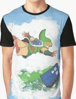 Freefalling Graphic T-Shirt