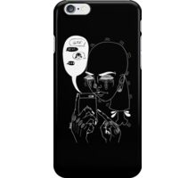 Gr8 Txts (white design) Case iPhone Case/Skin
