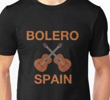 Bolero Spain Unisex T-Shirt