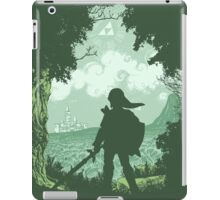 Adventure Begins iPad Case/Skin