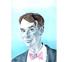 The Science Guy Photographic Print
