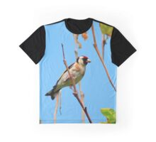 Colourful goldfinches Graphic T-Shirt