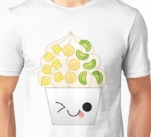 kawaii tropical frozen yogurt Unisex T-Shirt