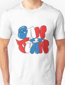 San Juan Bubble Graffiti T-Shirt