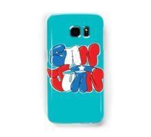 San Juan Bubble Graffiti Samsung Galaxy Case/Skin