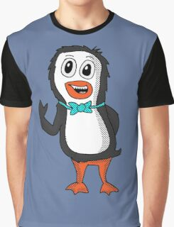 Penguin Bill Graphic T-Shirt