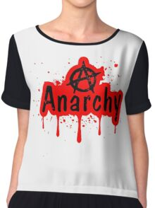 Anarchy Chiffon Top