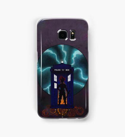 Chrono Who, Poster & Samsung Cases Samsung Galaxy Case/Skin