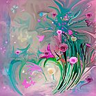 Charm In The Garden by Sherri     Nicholas