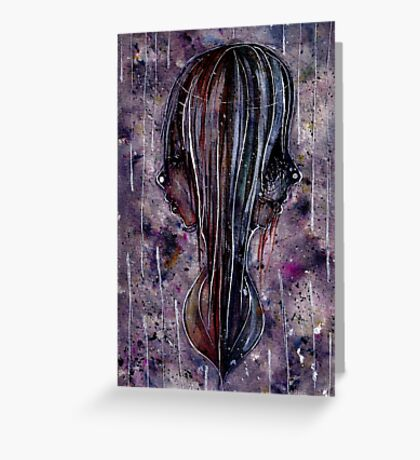 D. TWO-FACE Greeting Card