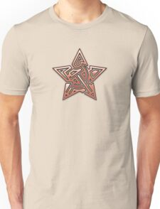 Metal Star Unisex T-Shirt