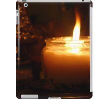 A burning flame iPad Case/Skin
